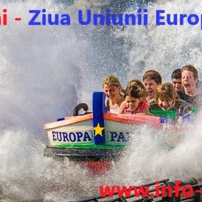 9 Mai - Ziua Uniunii Europene