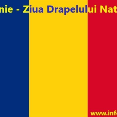 26 Iunie- Ziua Drapelului National