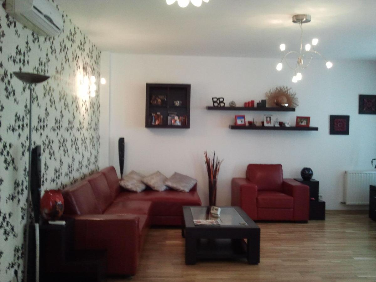 Apartament 3 camere complet mobilat şi utilat