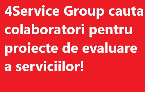 Colaboratori proiecte evaluare a serviciilor