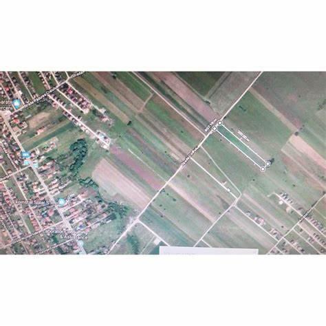 Vand teren agricol badalan - galati