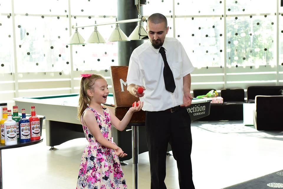 Craiova magician aniversari petreceri evenimente