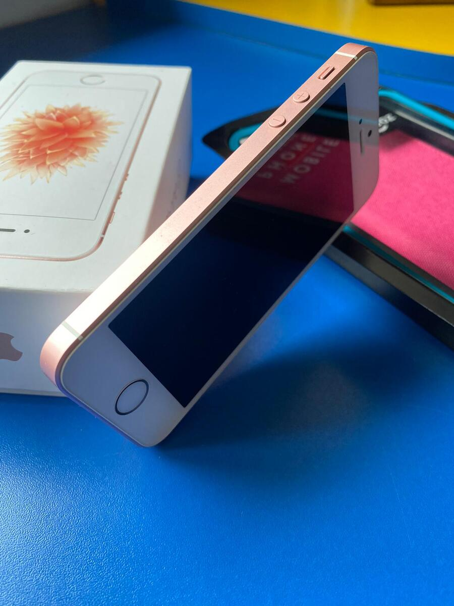 Telefon mobil apple iphone se 32gb rose gold