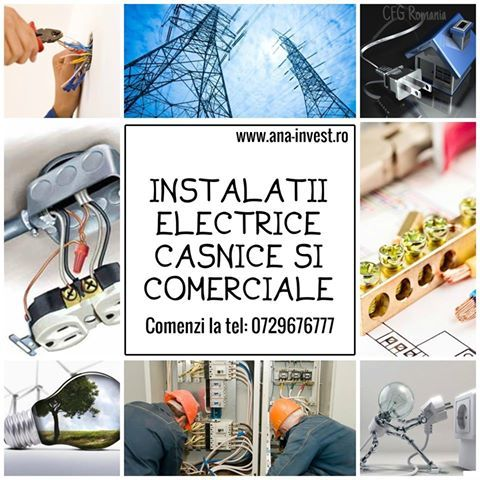Montare si reparare instalatii electrice