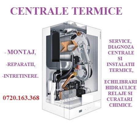 Electrician / instalator / service centrale termic