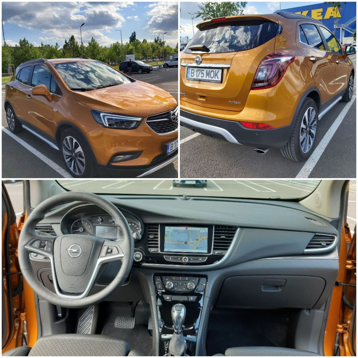 Opel mokka x 2019 pachet -opc line- full option