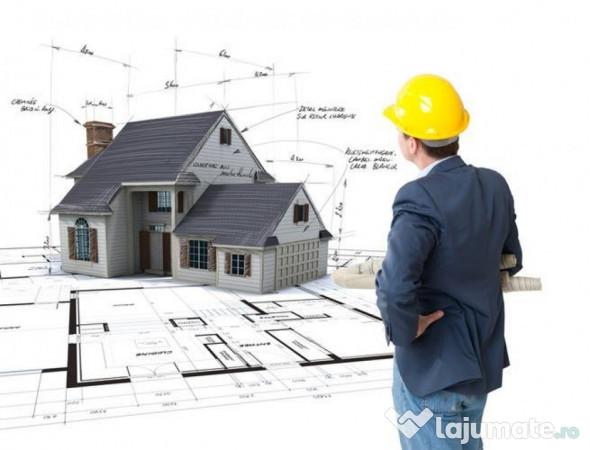 Servicii de proiectare arhitectura pret avantajos