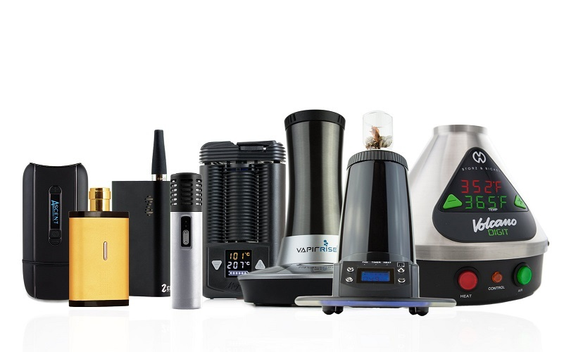 Vaporizator portabil, desktop sau mecanic