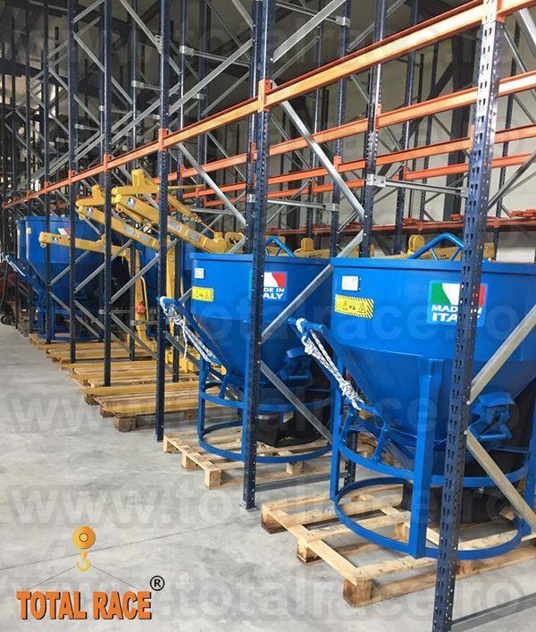 Bena beton utilaje de constructii livrare