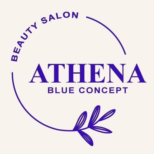 Frizerie athena blue concept