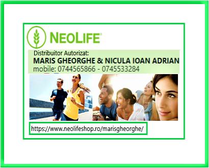Neolife/nutritie, ingrijire piele, curatenie /bio