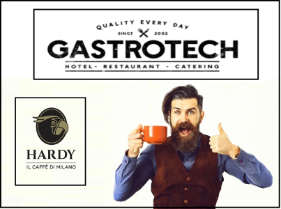 Cafea milaneza hardy / 20% reducere by  gastrotech