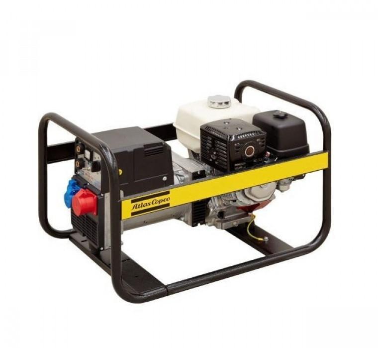 De inchiriat generator cu aparat de sudura 3 in 1