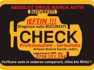 Diagnoza auto - tester auto in bucuresti