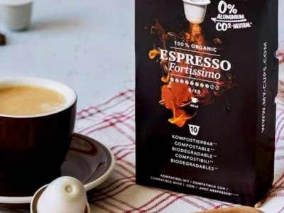 Capsule cafea bio