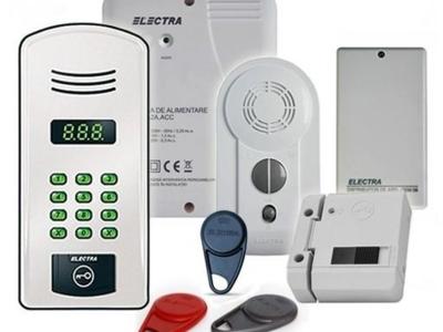 Instalam sisteme de interfoane si control acces