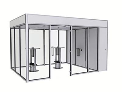 Cabine fumatori / mobilier urban