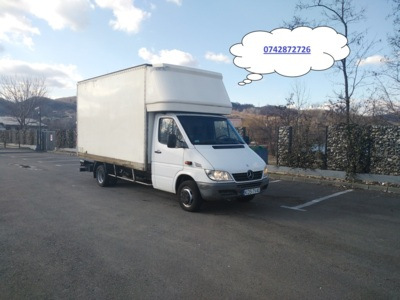 Mercedes sprinter 411 punte dubla + lift 2005 2.2c