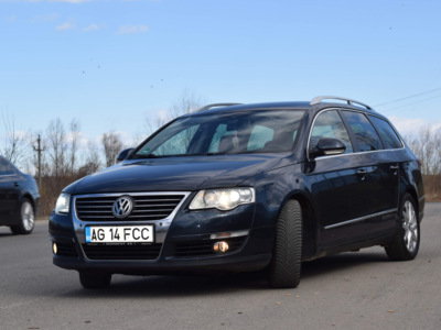 Vw passat b6 highline