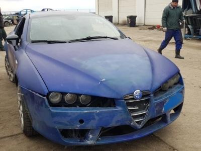 Alfa romeo brera din 2006, motor 2.4 jtd, tip 939a