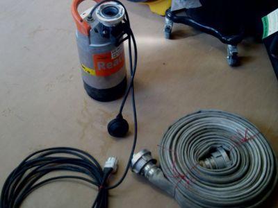 Pompa electrica submersibila pentru inchiriere