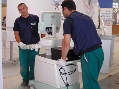 Manipulare tehnica medicala