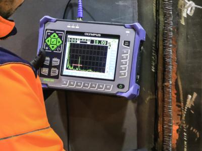 Operator control nedistructiv ( ndt )