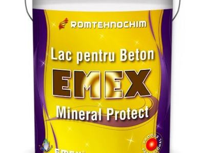 Lac pentru protectie beton emex mineral protect