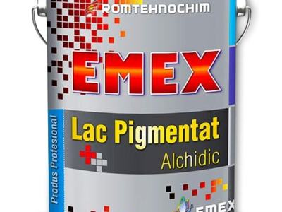 Lac alchidic pigmentat semitransparent emex