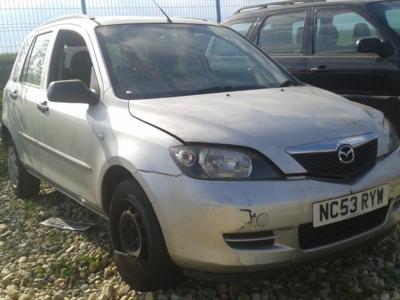 Mazda 2 din 2004, motor 1.4 16v tip fxja