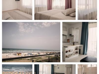 Cazare apartament de lux cu vedere la mare