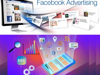 Publicitate google ads- promovare facebook-seo