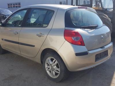 Renault clio iii din 2007 , motor 1.5 dci, tip k9k