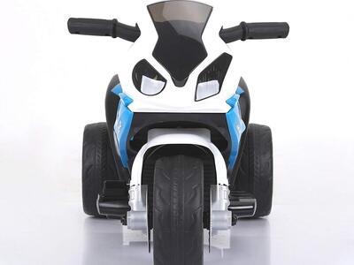 Mini motocicletă electrică bmw s1000rr albastru
