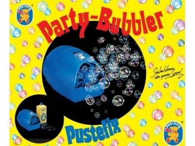 Masina baloane de sapun pustefix party-bubbler