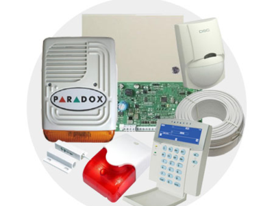 Instalare sisteme securitate si alarme