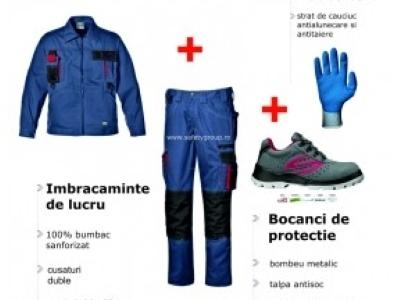 Echipamente/incaltaminte/speciale protect.muncii