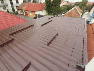 Montaj acoperis