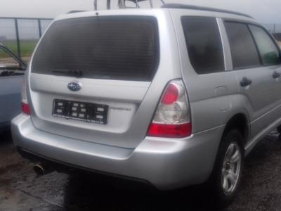 Subaru forester din 2007, motor 2.5 benzina, 4x4 t