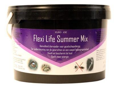 Supliment pentru caini flexi life summer mix 1 kg