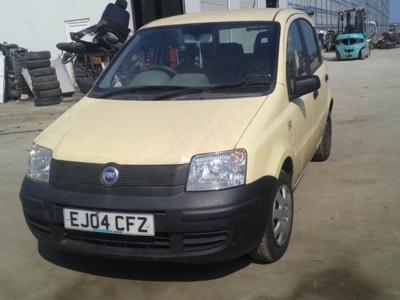 Fiat panda din 2004 1.1 benzina tip 187a1000