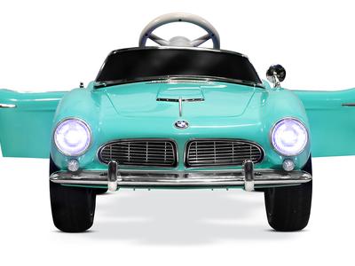 Masina electrica bmw507 oldtimer transport gratuit