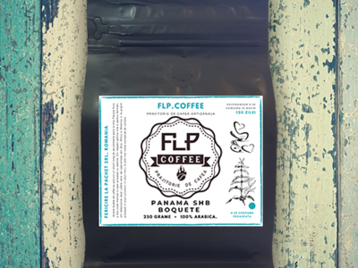 Cafea panama shb boquete 250g flp.coffee