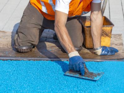 Muncitori in constructii in franta