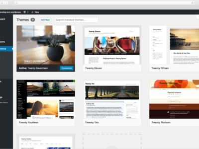 Realizare site  prezentare
