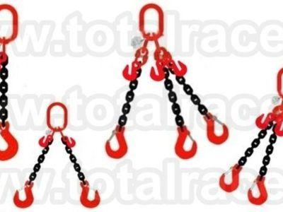 Dispozitive ridicare lanturi 4 brate cu carlige