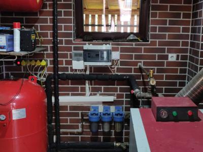 Instalatii termice/montaj centrale termice brasov
