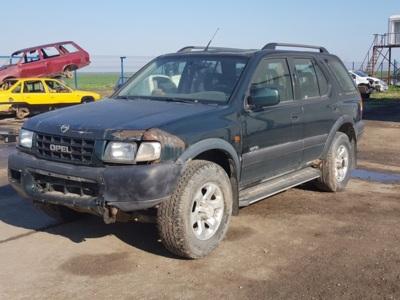 Opel frontera b, din 1999, motor 2.2 diesel, tip x
