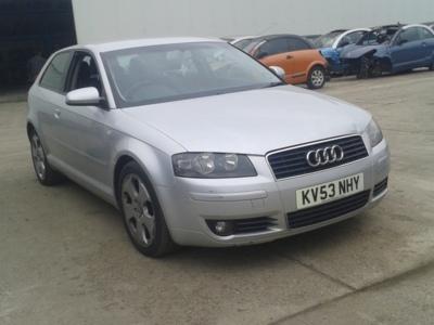 Audi a3 din 2004, motor 2.0 tdi, tip bkd