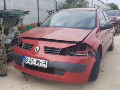 Renault megane ii din 2005, motor 1.4 16v, tip k4j